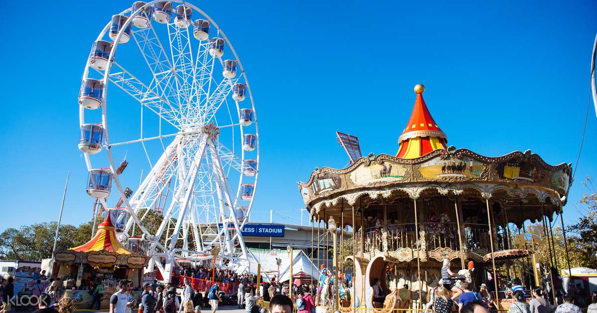 Sydney Royal Easter Show 2019 Online Tickets - Klook