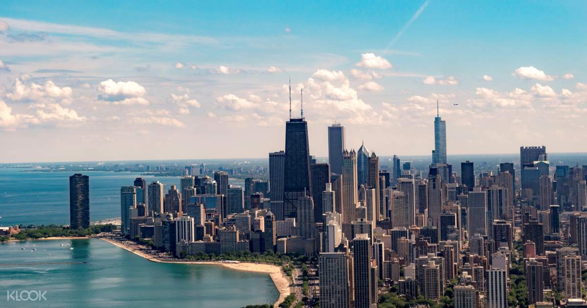芝加哥北部沿線之旅 & 360觀景台門票 - KLOOK客路