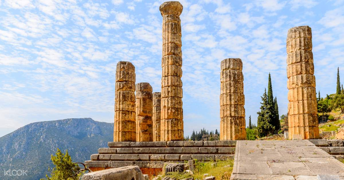 Delphi Day Tour from Athens - Klook