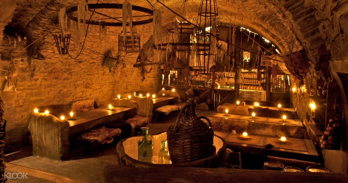 Medieval Dinner and Live Entertainment in Prague - Klook
