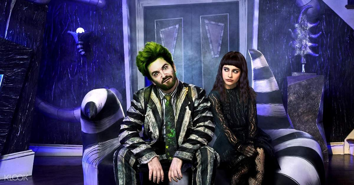 Beetlejuice Broadway Musical Show Tickets In New York Klook India