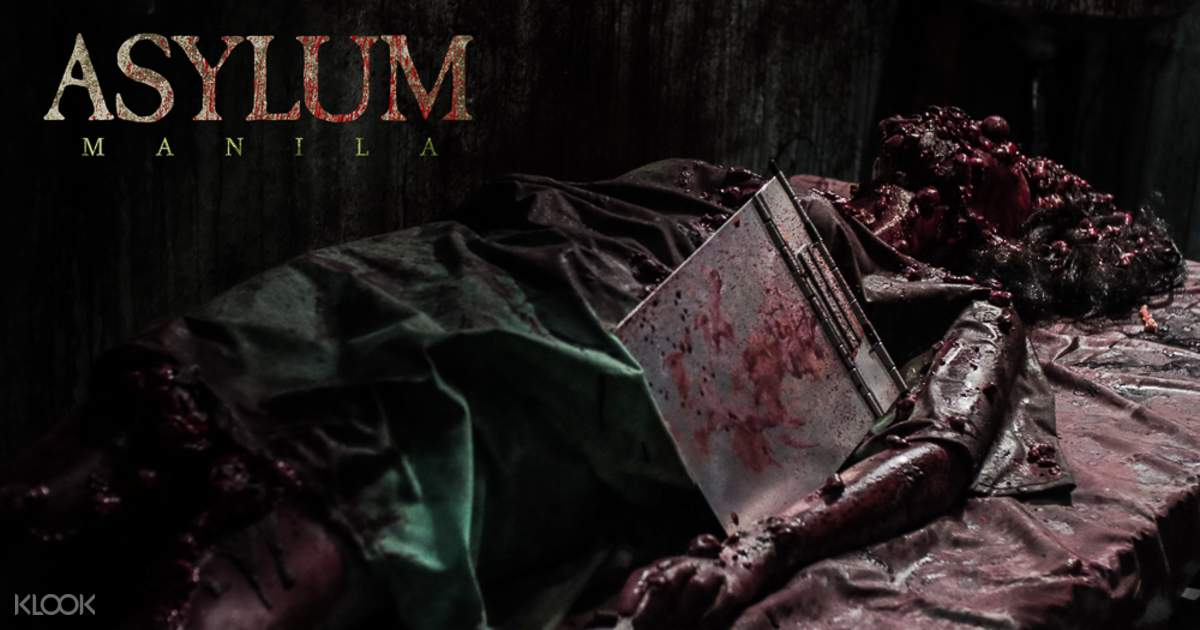 Up to 35% Off | Asylum Manila Haunted Attraction Tickets - Klook
