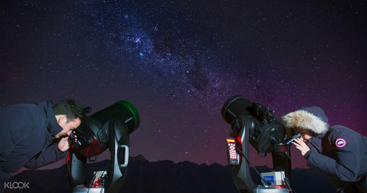 Skyline Stargazing, Dinner, and Luge Ride in Queenstown