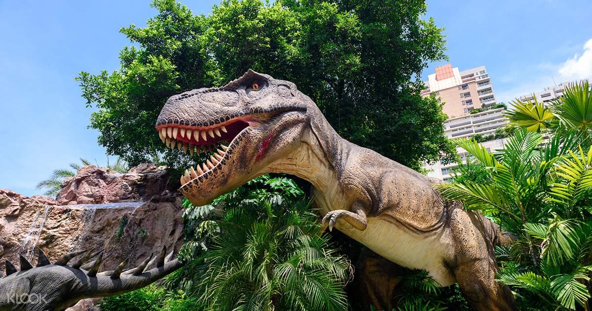 Dinosaur Planet Bangkok Ticket - Klook