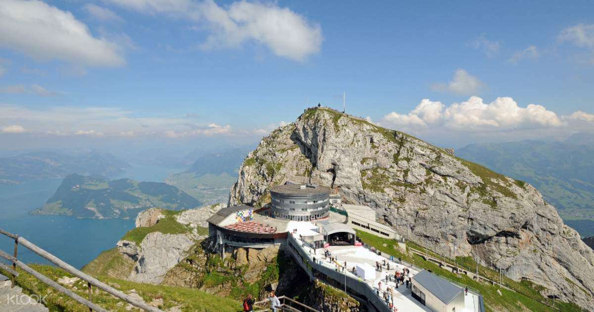 Half Day Trip to Mount Pilatus with Aerial Cable Car and Boat Ride From Lucerne - Klook