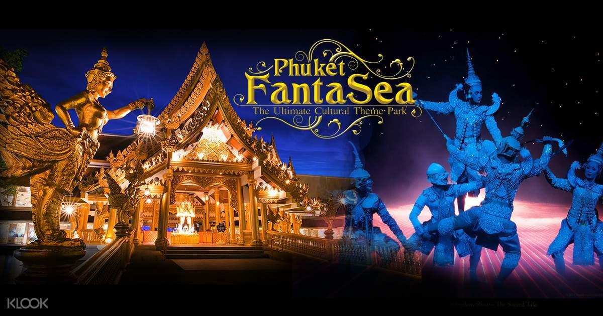 [Chia sẻ] Khám phá du lịch Phuket Fantasea Show, Phuket, Thái Lan