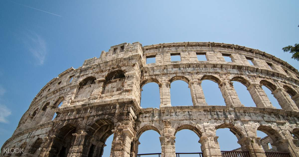 Colosseum, Roman Forum and Palatine Hill Guided Tour 2017