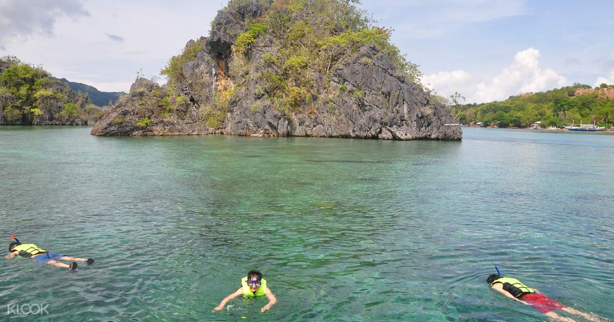 Palawan Coron Ultimate Island Hopping Tour - Klook