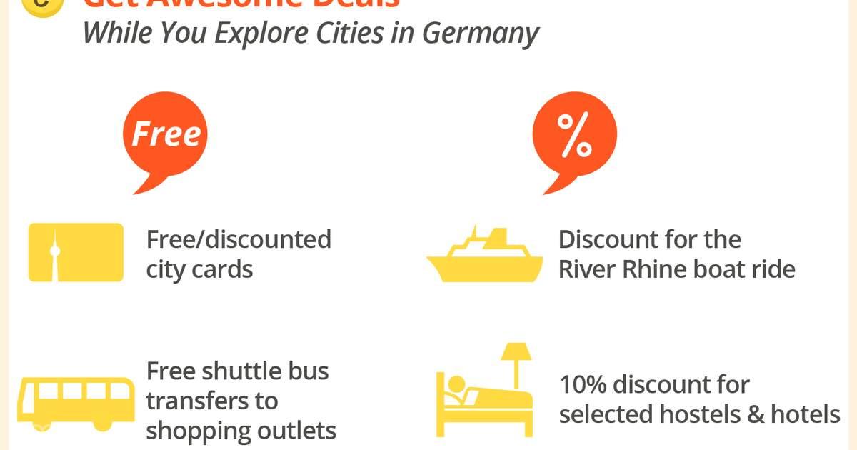 German Rail Pass - Klook