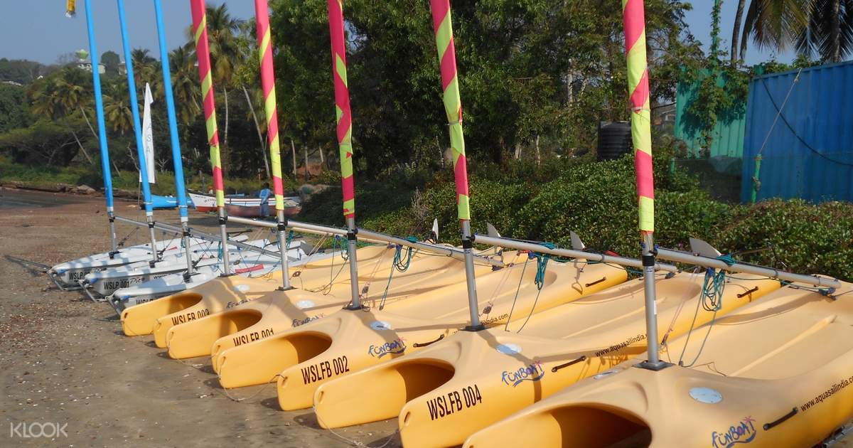 Sailing Experience in Goa, India - Klook