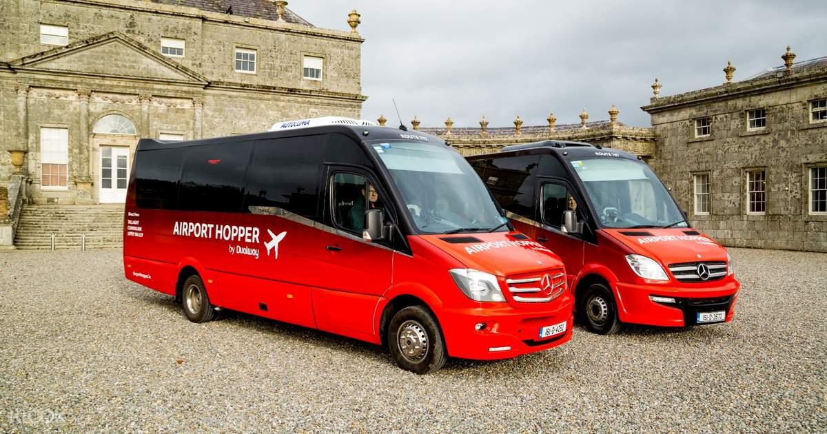 Coach Hire in Tallaght: Dublin Minibus Hire - Book A Bus