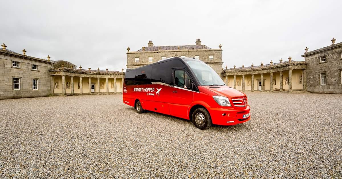 Minibus Hire Tallaght - Quickbus - Coach & Minibus Hire Dublin