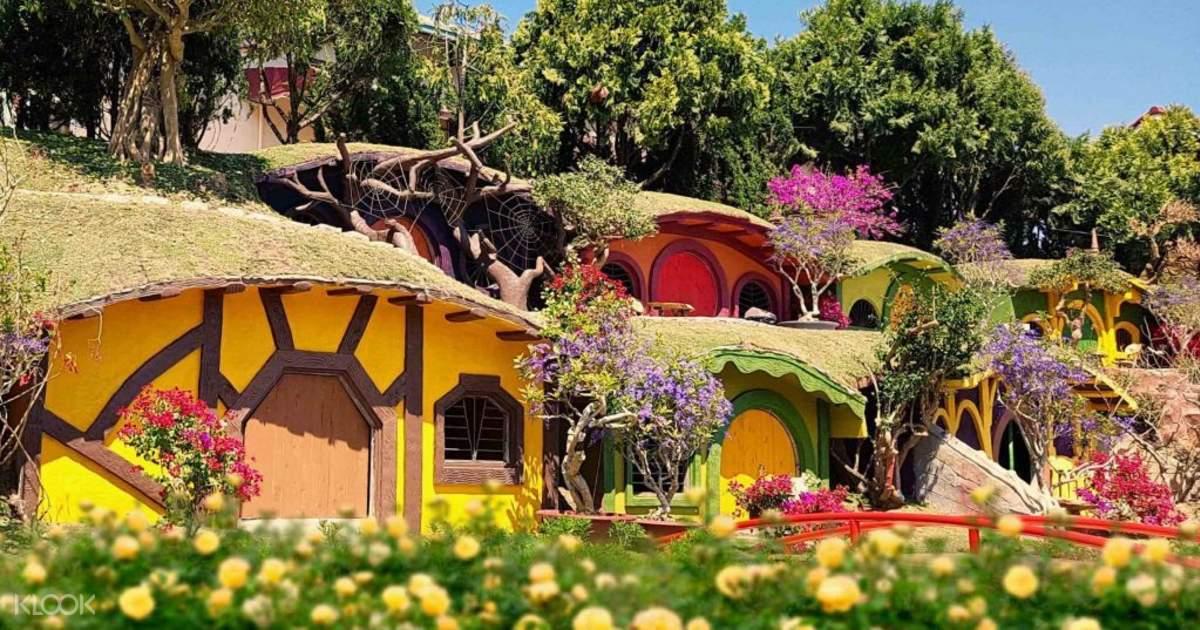 Vé Tham Quan Fairytale Land và Đường Hầm Rượu Vang Vĩnh Tiến tại Đà Lạt