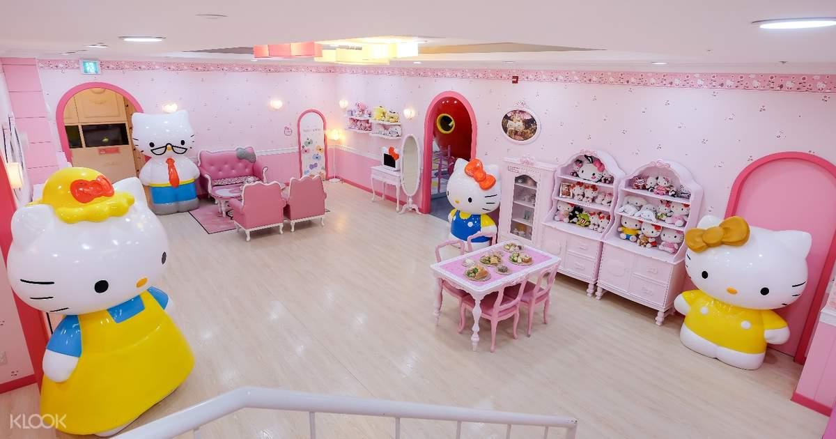 Hello Kitty Island - Klook