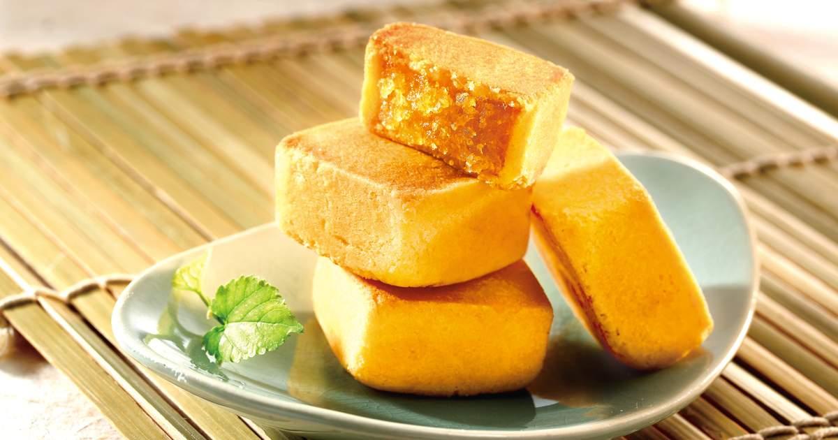 Chia Te Bakery Pineapple Cake Souvenir Set Taiwan