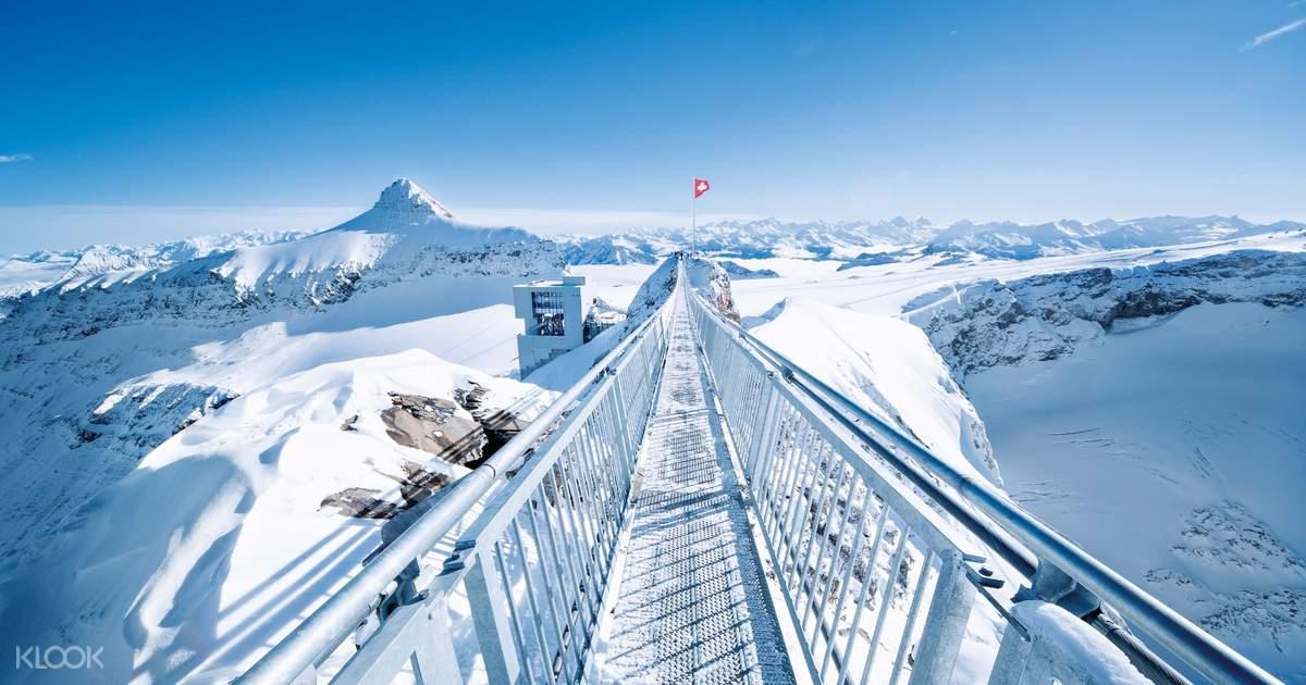 ผลการค้นหารูปภาพสำหรับ เขากลาเซียร์ 3000 (Glacier 3000)