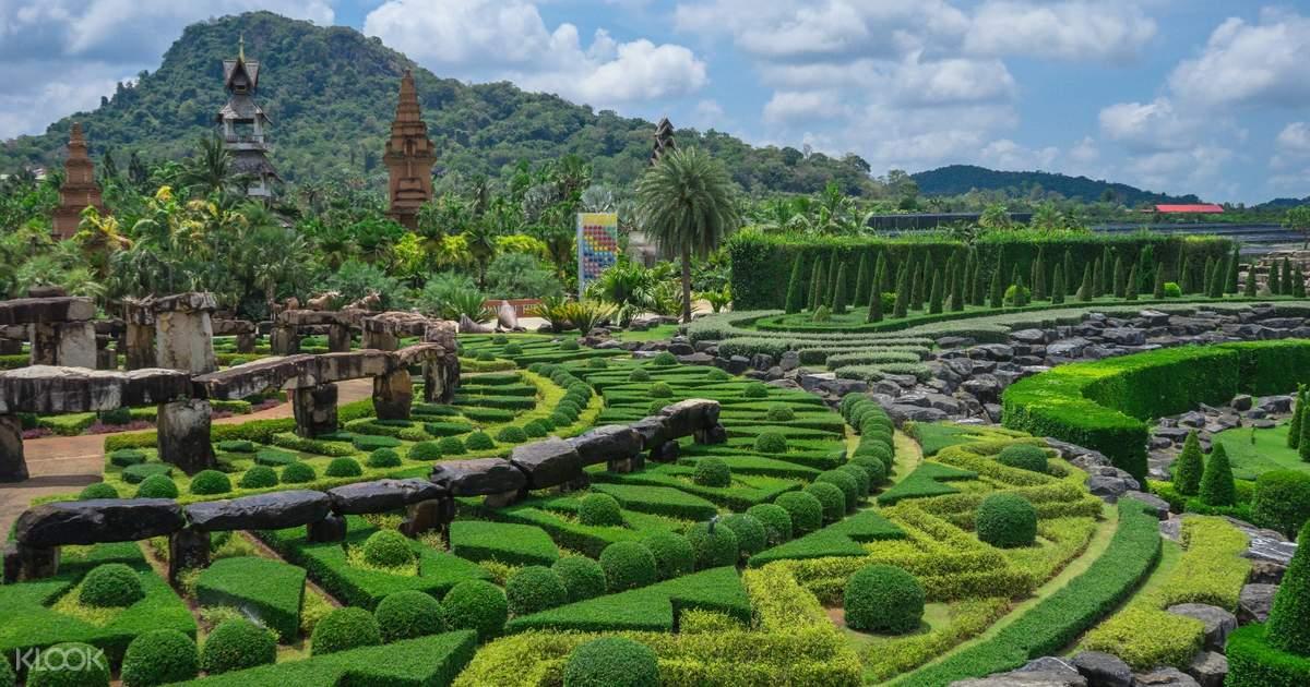 Nong Nooch Tropical Botanical Garden - Klook
