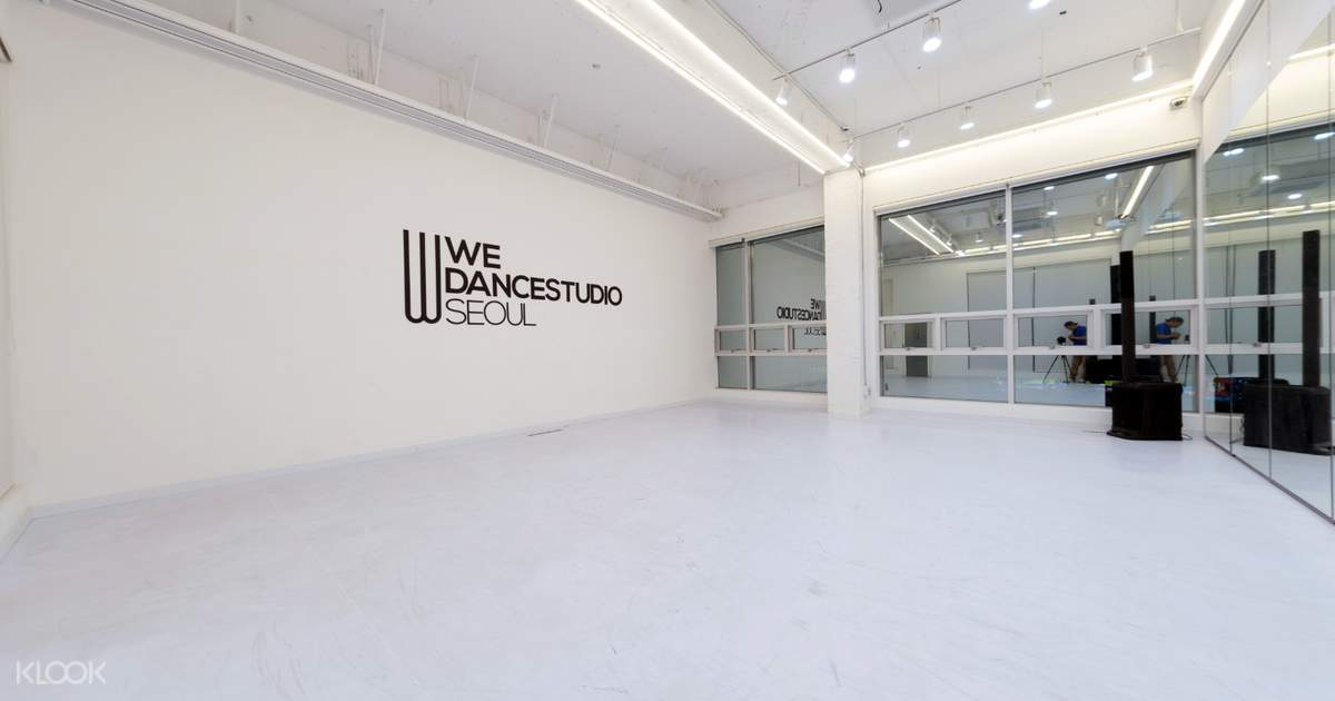 We Dance Studio Seoul In South Korea