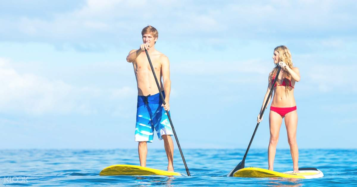 Boracay Stand Up Paddleboard Experience, Philippines - Klook India