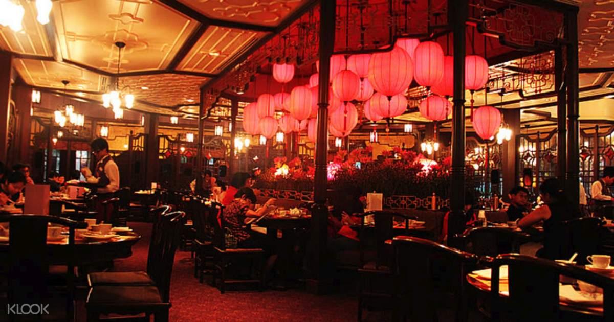 Plaza Inn in Hong Kong Disneyland (Lunch and Dinner Set