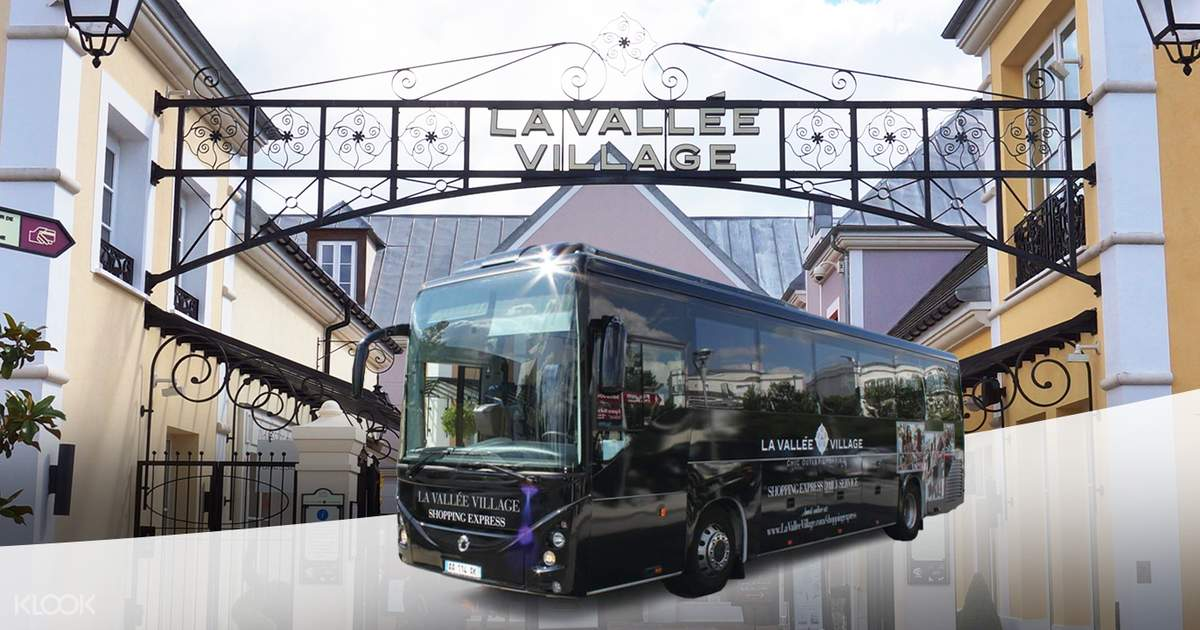 Motor Village La >> Shared Shopping Express Coach Transfers From Paris To La Vallee Village