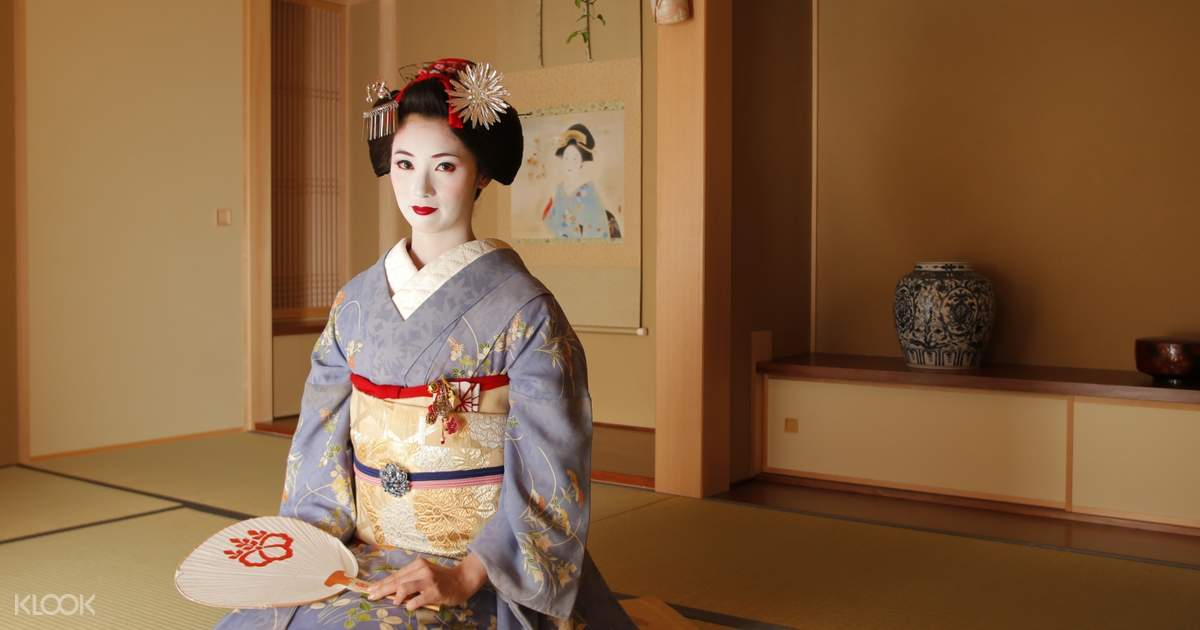 Maiko Transformation Studio Makeover Experience In Kyoto Japan Klook