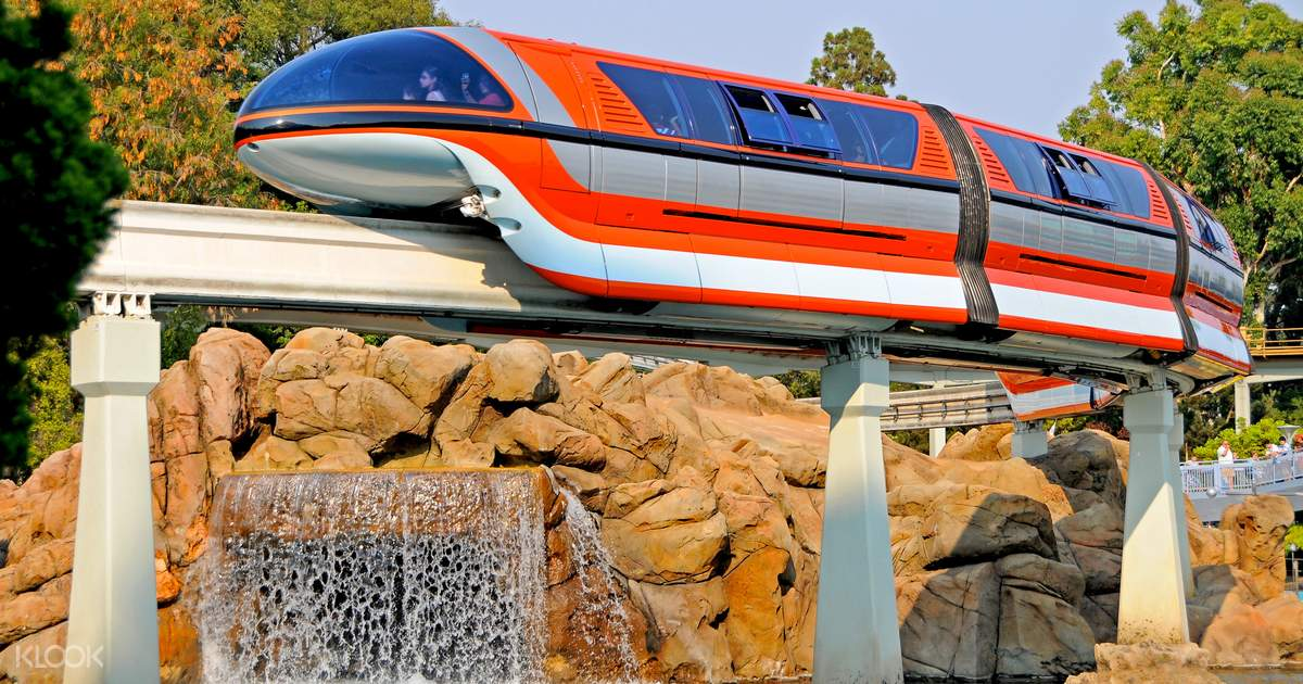 Disneyland Park and Disney California Adventure Tickets