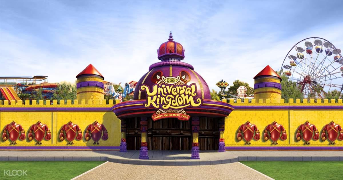 VGP Universal Kingdom Ticket, India - Klook