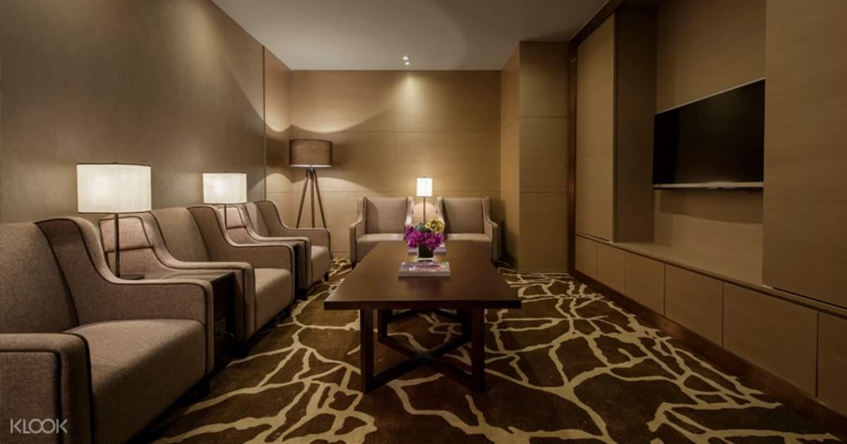 Macau International Airport Plaza Premium Lounge - Klook