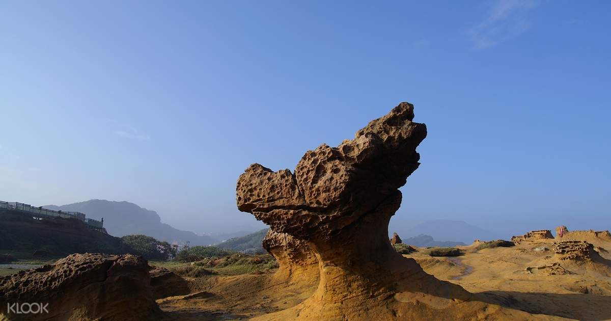Yehliu Geopark Admission Ticket - Taipei, Taiwan - Klook