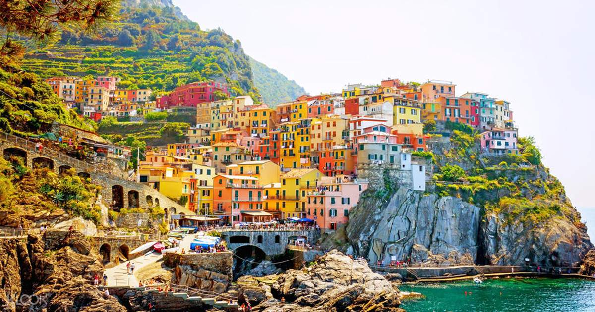 Private Day Tour of Cinque Terre with Florence Departure