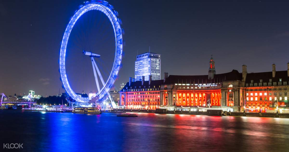 London Eye Tickets Fast Track Tickets Available Klook