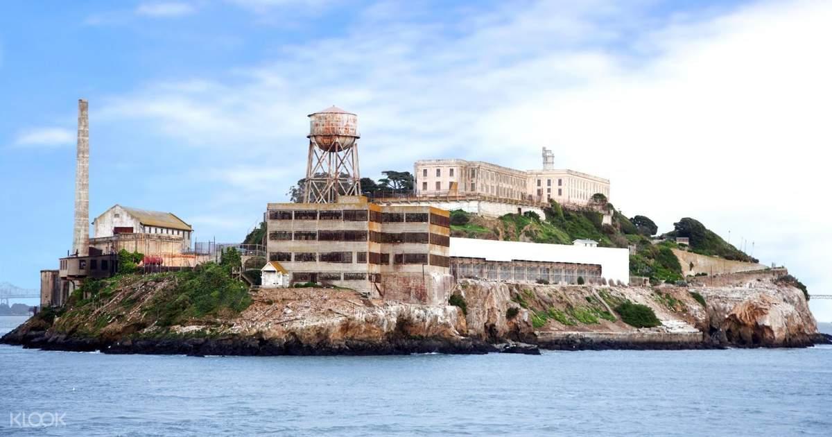 ทัวร์ชมเกาะอัลคาทราซ (Alcatraz Island) และชมเมืองซานฟรานซิสโก