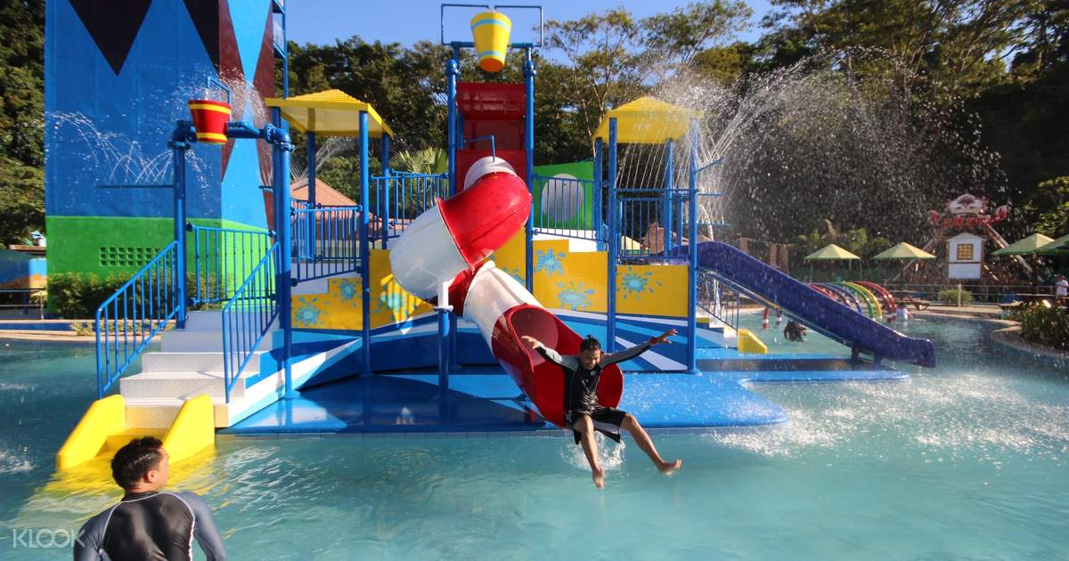 Adventure Beach Waterpark Admission Ticket In Subic Bay