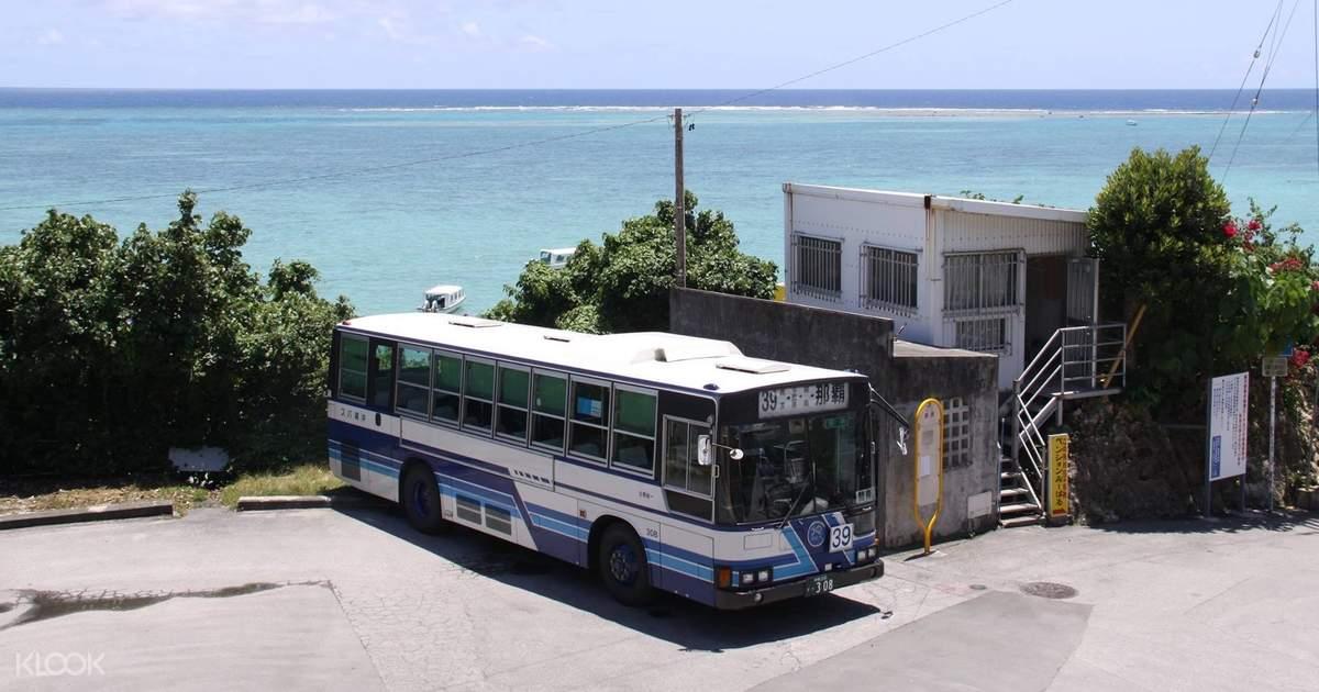 Okinawa Main Island Route Bus Pass & Monorail Pass