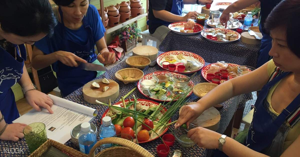 Sompong Thai Cooking Class - Klook
