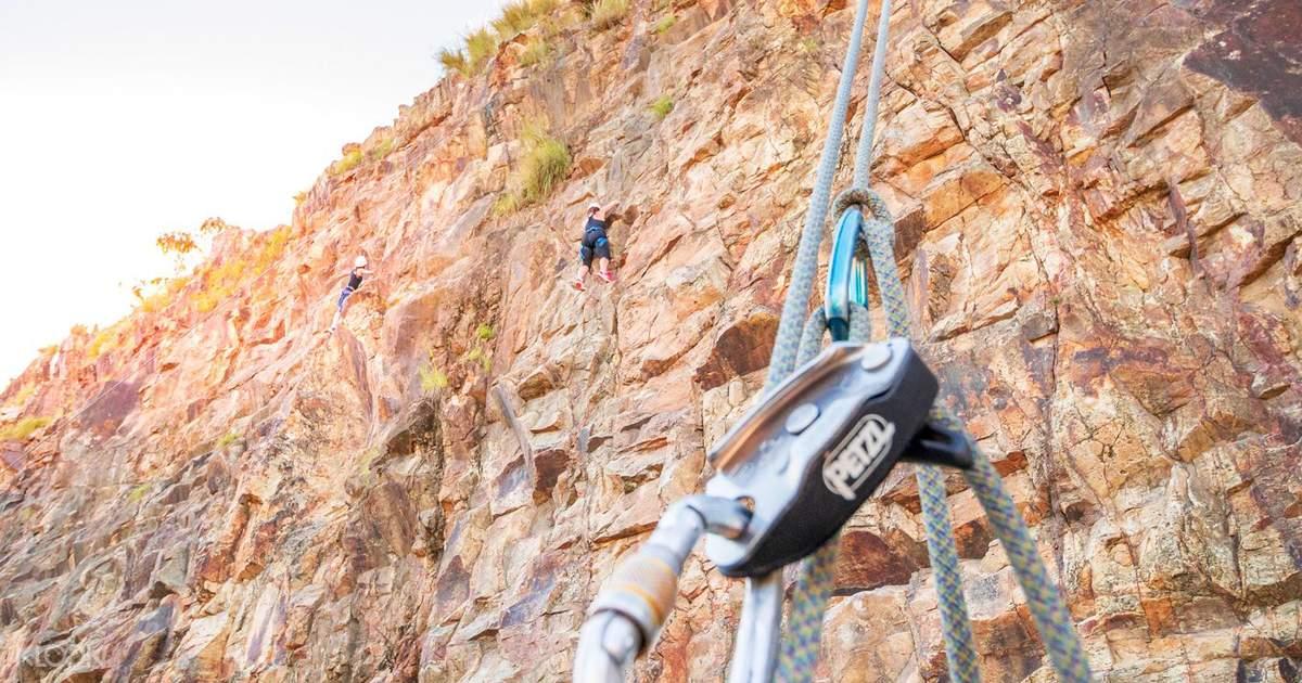 Pengalaman Panjat Tebing Outdoor Di Brisbane