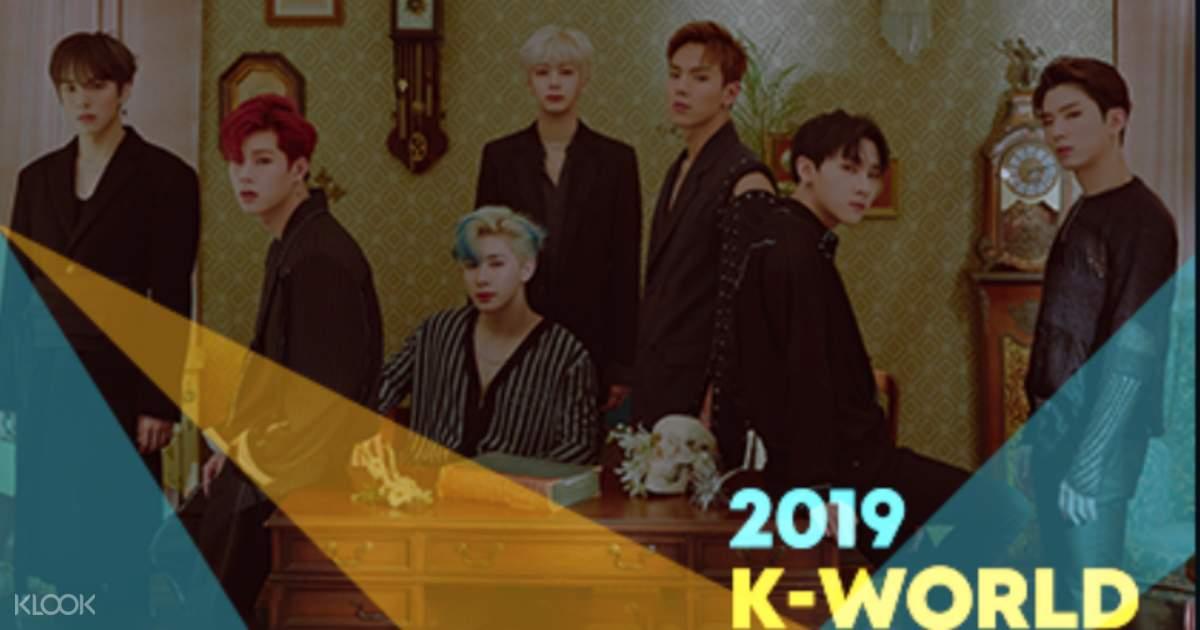 2019 K-WORLD FESTA Tickets in Seoul - Klook