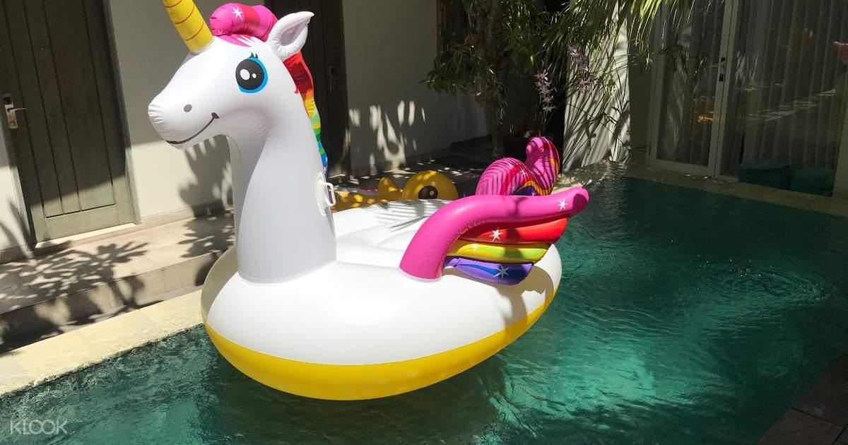 Bali Pool Float Rental Klook