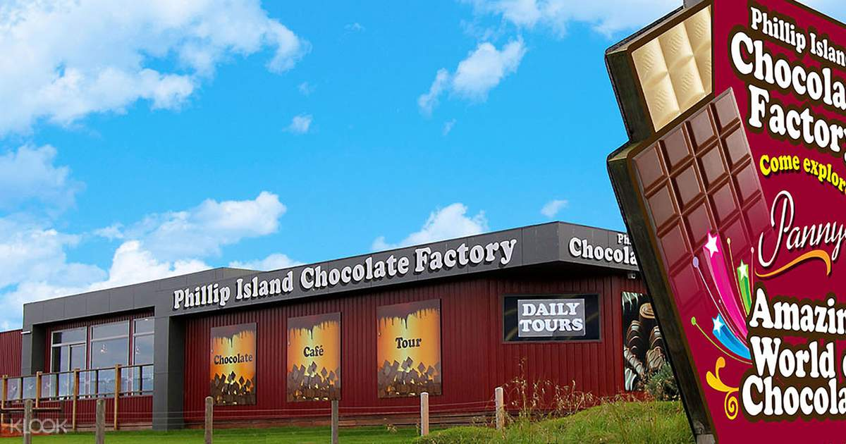 phillip island chocolate factory entry ticket klook. Black Bedroom Furniture Sets. Home Design Ideas