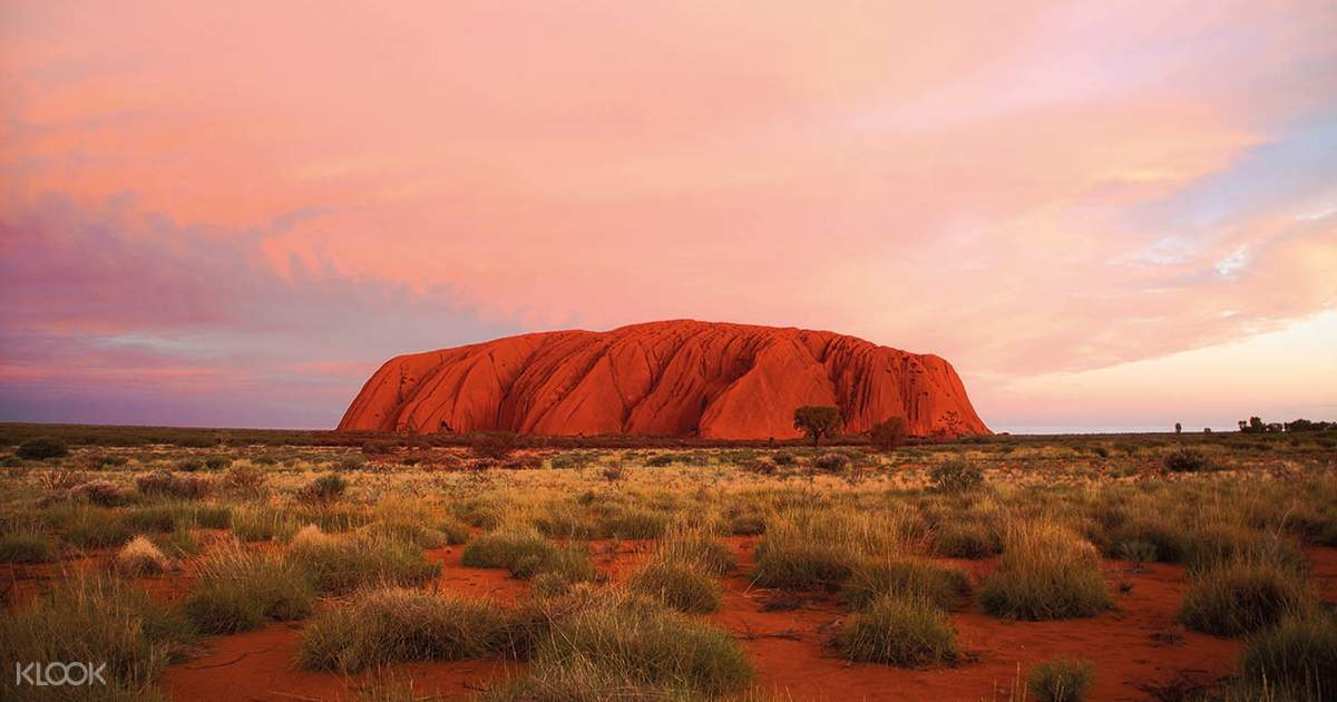 Uluru Base & Sunset Tour - Klook