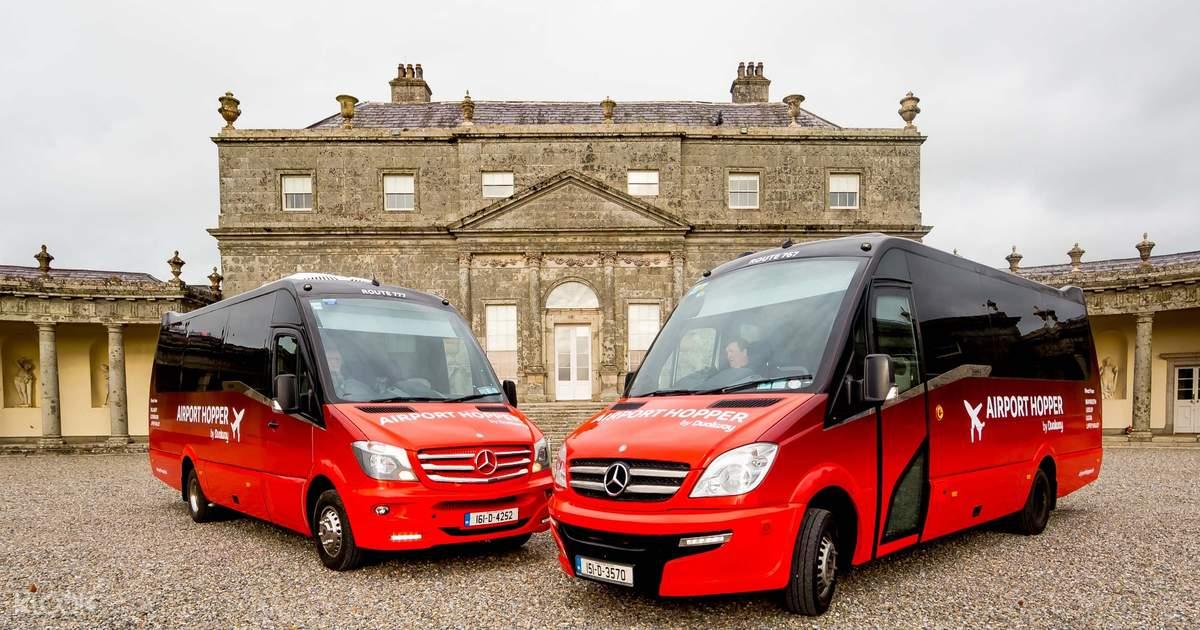 Bus and Coach Dublin Airport (DUB) Tallaght | CheckMyBus