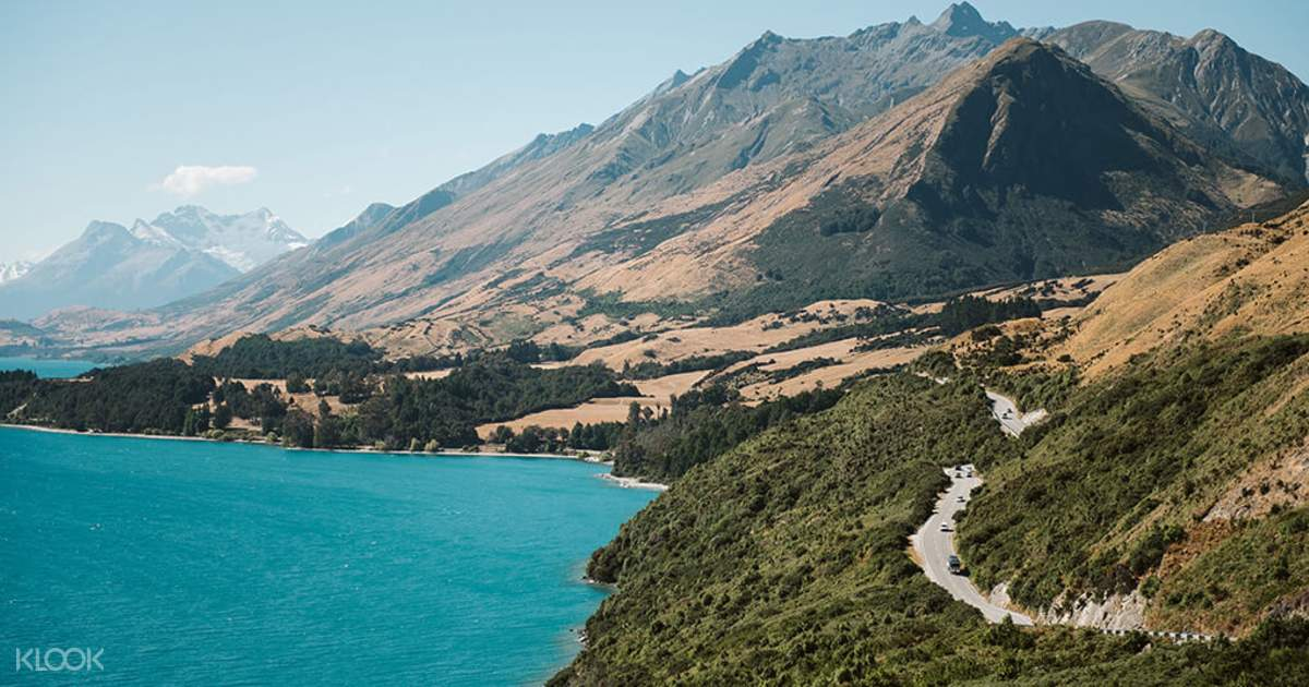 Glenorchy All About Paradise Tour from Queenstown - Klook
