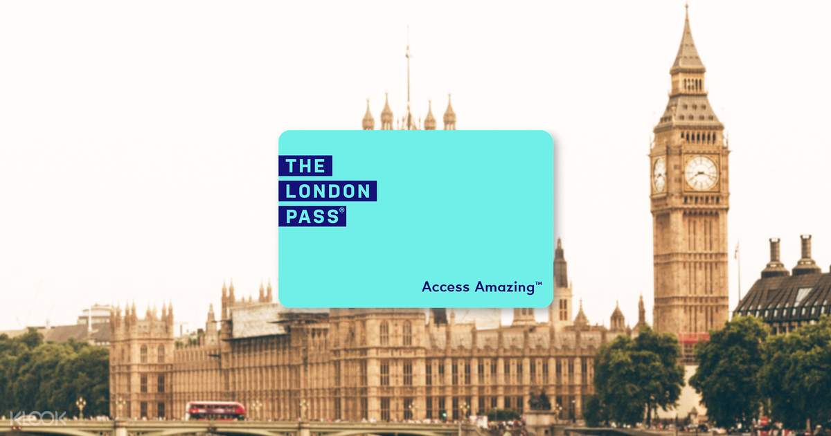 London Pass with 1-Day Hop-On Hop-Off Bus Tour