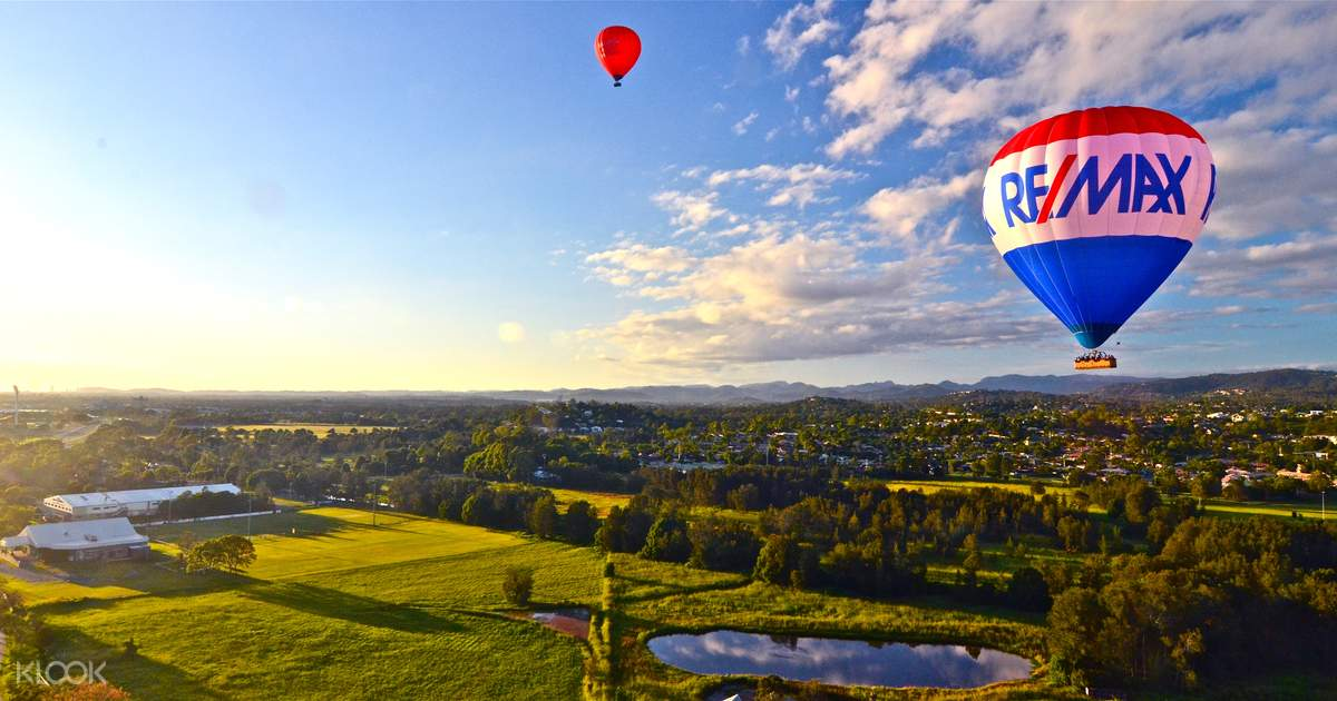 Hot Air Balloon Ride Gold Coast - Klook