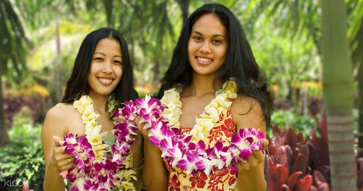 Airport Flower Lei Greeting Kahulai Airport in Hawaii - Klook Malaysia