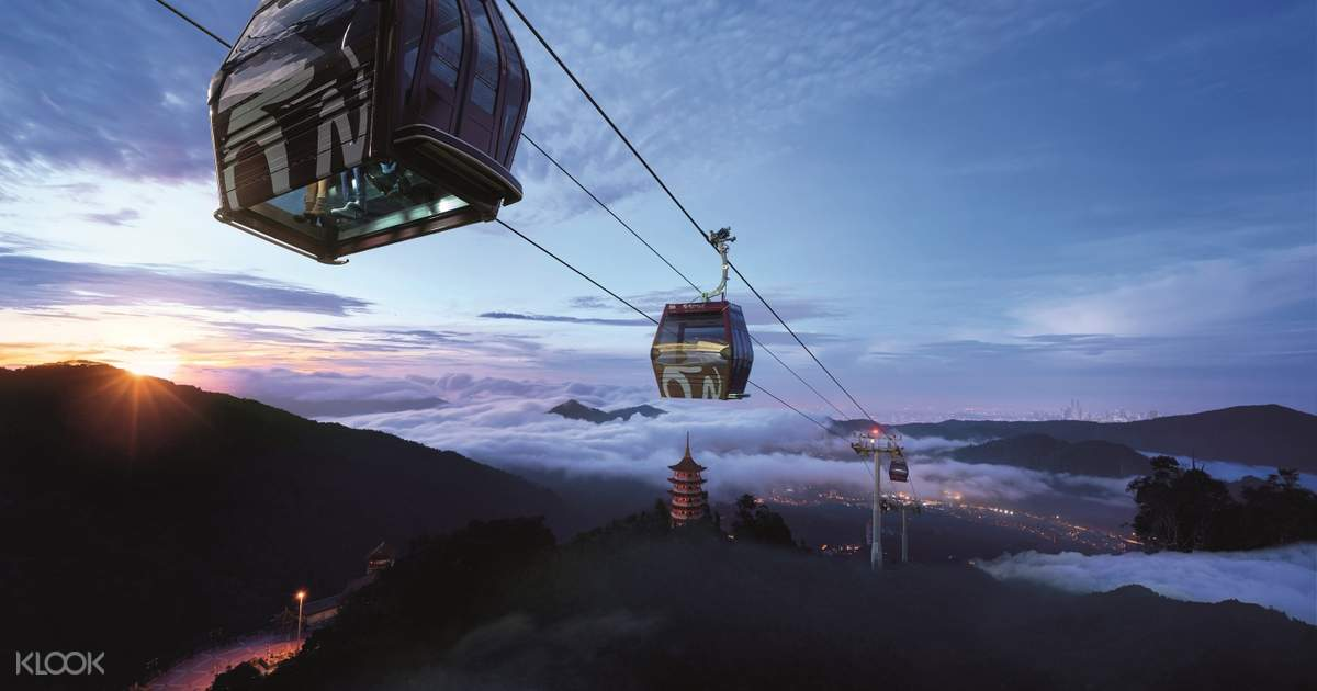 Awana SkyWay Gondola Cable Car (QR Code Direct Entry) in