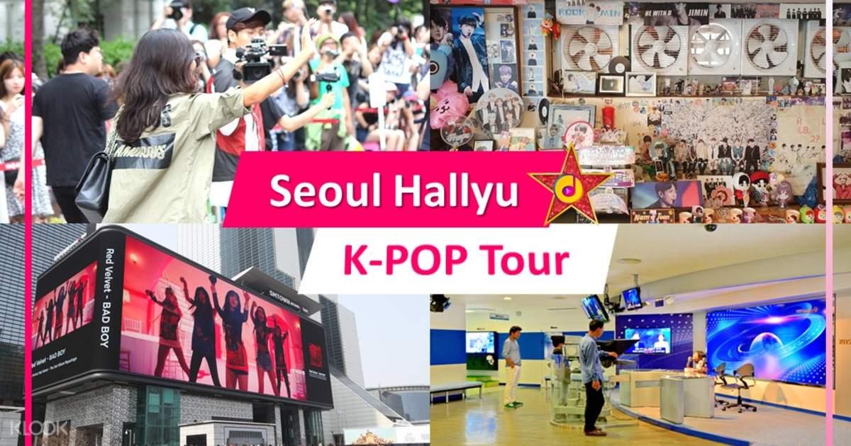 Seoul Hallyu Kpop Tour