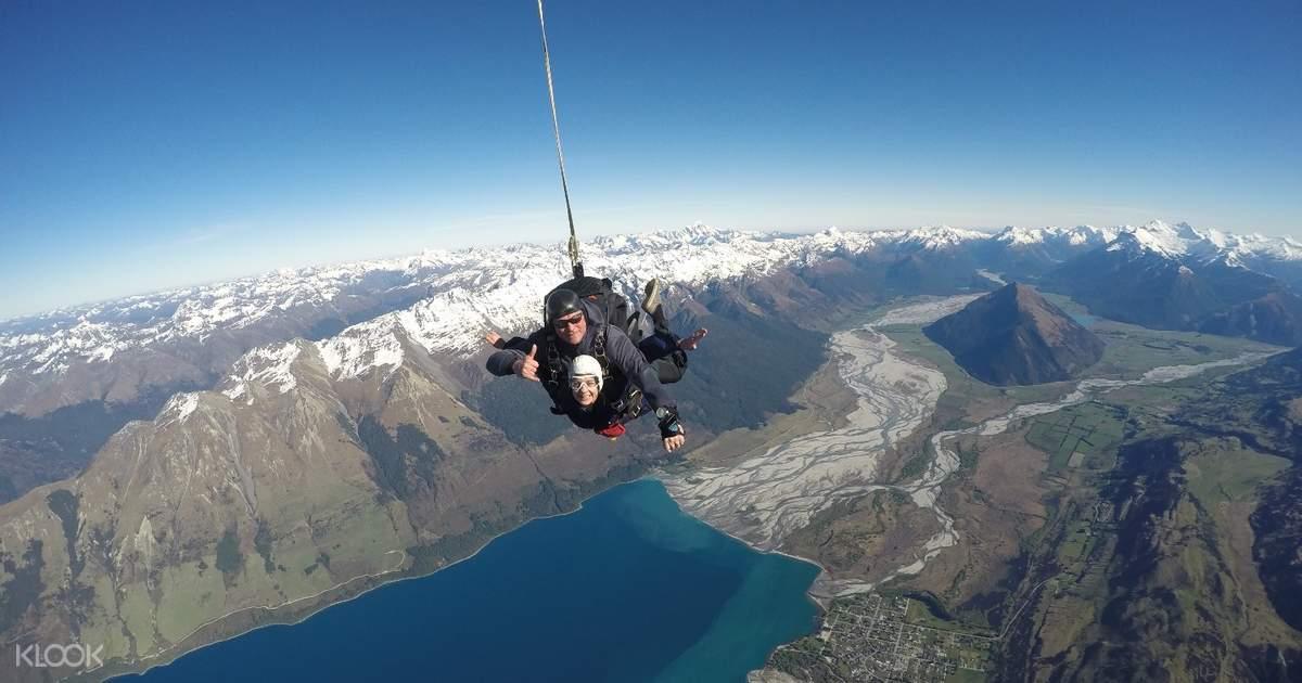 Skydive Southern Alps in Queenstown, New Zealand - Klook