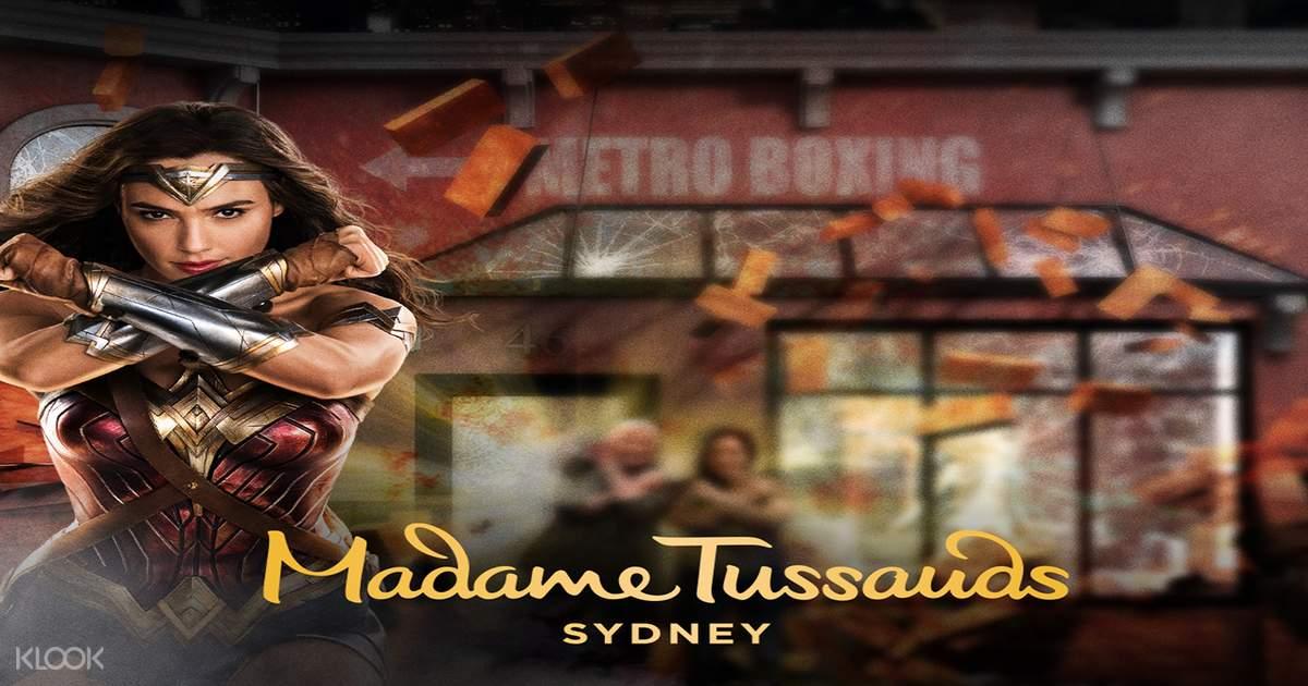 Madame Tussauds Sydney Discount Tickets - Klook